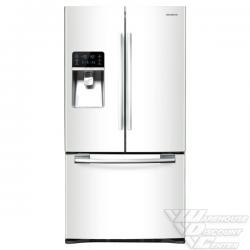 Samsung28.4 cu. ft. French Door with Slide-n-Go Shelves, Cool Select Pantry(TM) Refrigerator