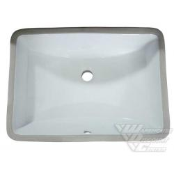 ArtisanArtisan VCU1612WH Vitreous China Undermount Rectangular Sink