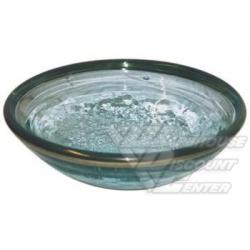 Bear Creek GlassBear Creek Glass Classic-Signature blown glass vessel sink.
