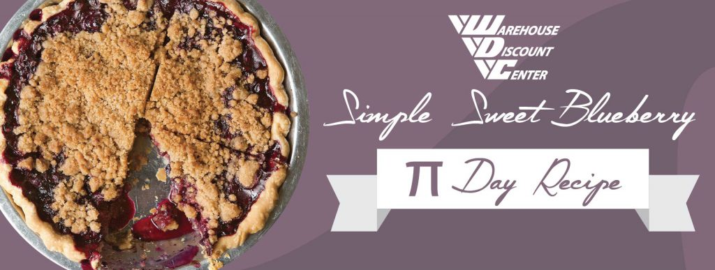 Simple Blueberry Pie Recipe