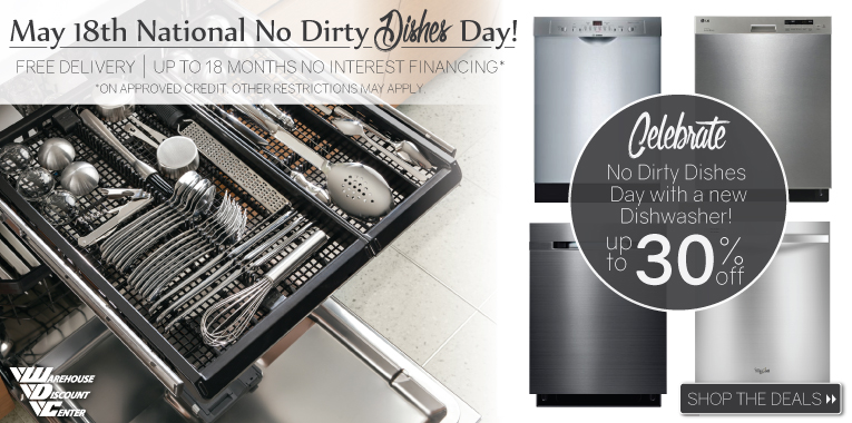 National No Dirty Dishes Day