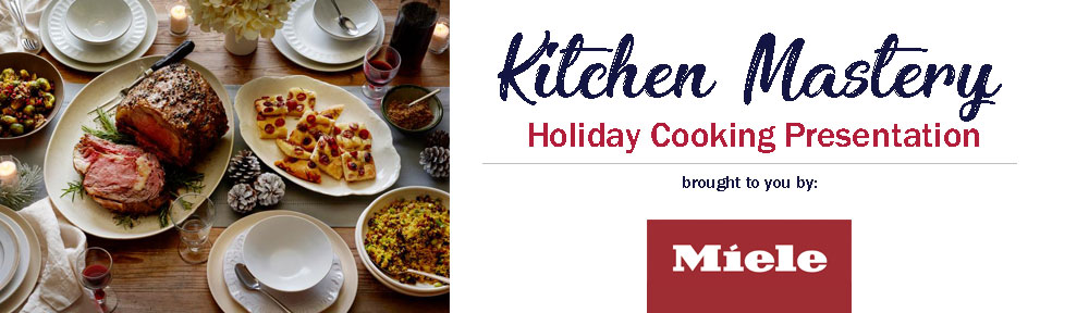 Miele Holiday Cooking Demo near Agoura Hills