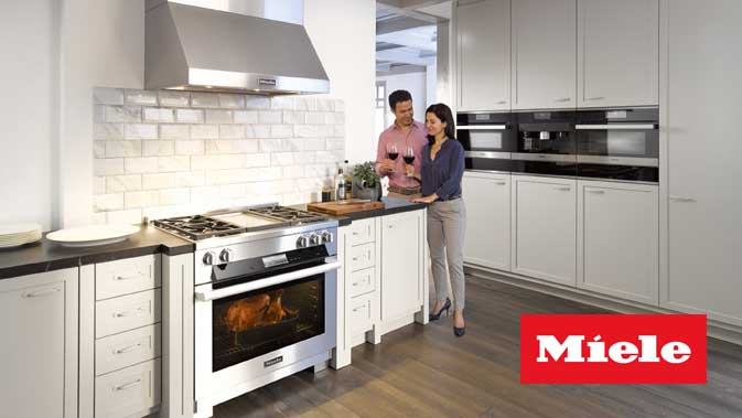 NEW - Shop Online with Miele WDC Kitchen & Bath