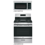 GE Stainless Steel - Kitchen Package Pair