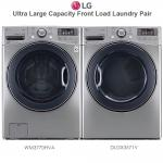 LG Ultra Large Front Load Laundry Pair - Save 30% Today + Free Next Business Day Local Delivery