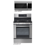 LG Stainless Steel Kitchen Package Pair