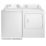 Amana Top Load Discount Laundry Pair